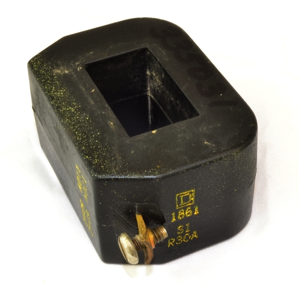 1861-S1-R30A Square D 120VAC Size 0 Coil SQD Type B