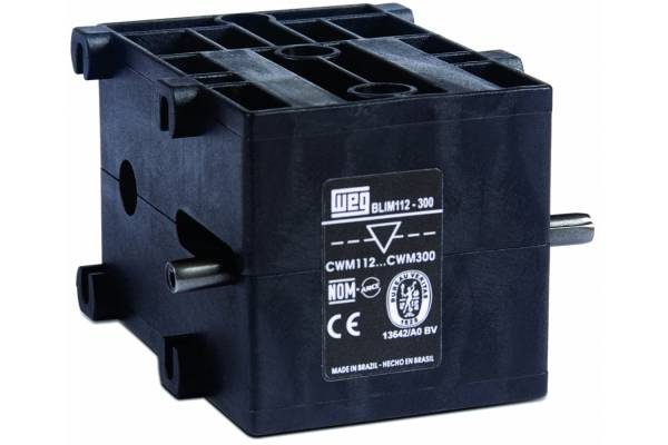 BLIM112-300 WEG Electric Mechanical Interlock CWM112...300