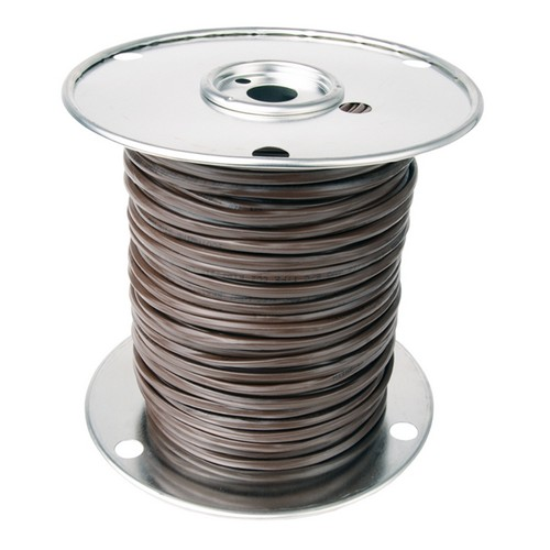 T620-18-4 Thermostat Wire #18 4-Conductor 250Ft.