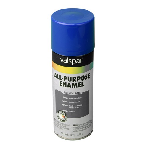 T799-009 General Purpose Spray Paint  Astro Blue 6-Pack