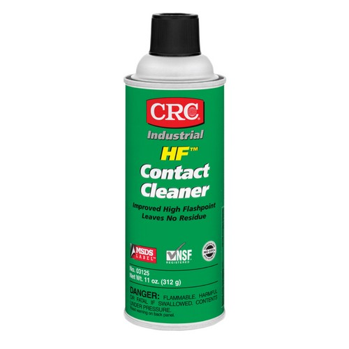 TCRC-4-140 CRC HF™ Contact Cleaner 12-Pack