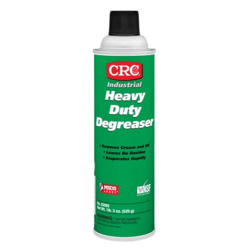 TCRC-7X CRC Heavy Duty Degreaser 12-Pack