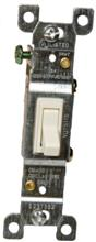 82033 Toggle Switch Almond 3 Way 15A-120/277V