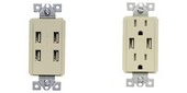 USB Outlets & Chargers